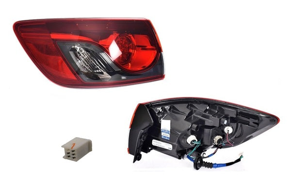 Mazda CX-9 TB Series 3 2012-2016 Outer Tail Light Left Hand - All AutomotiveParts