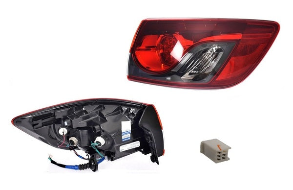 Mazda CX-9 TB Series 3 2012-2016 Outer Tail Light Right Hand - All AutomotiveParts