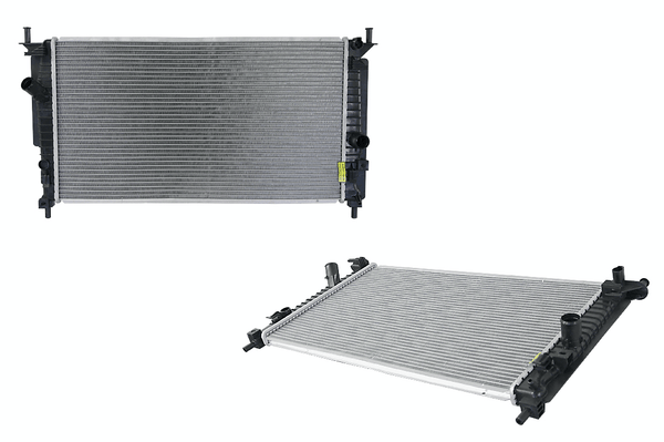 Mazda 3 BL 2009-2014 Radiator - All AutomotiveParts