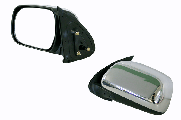 Toyota Hilux 2005-2011 Door Mirror Right Hand Chrome - All AutomotiveParts