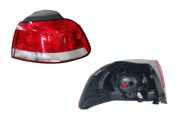 Volkswagen Golf MK6 2008-2013 Tail Light Right Hand Side