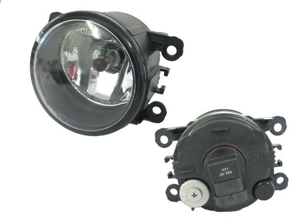 Ford Fiesta WP 2004-2005 Fog Light Left Hand Side