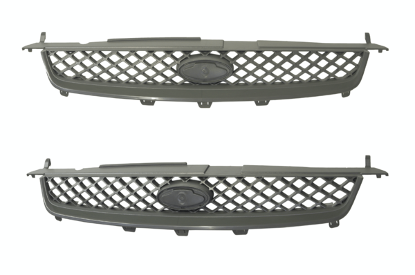 Ford Fiesta WQ 2006-2008 Grille
