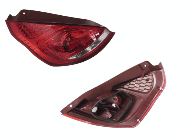 Ford Fiesta WS-WT 2008-2013 Tail Light Left Hand Side