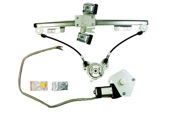 Ford Fiesta WS-WT 2008-2013 Window Regulator Front Right Hand Side