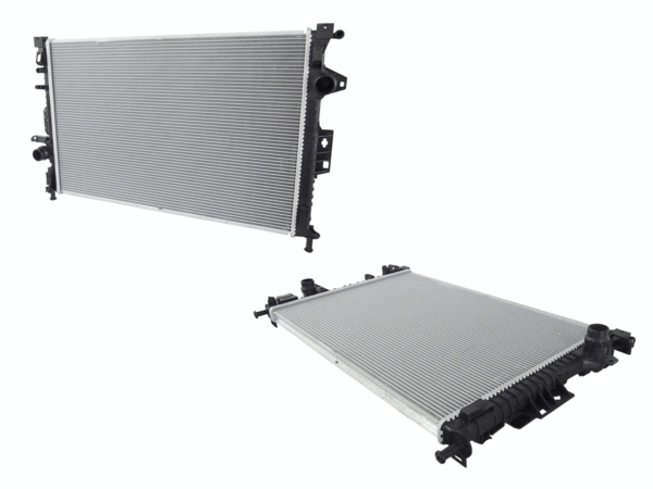 Ford Focus LW 2011-2014 Radiator - All AutomotiveParts