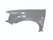 Ford Ranger PJ 2006-2009 Front Guard Left Hand