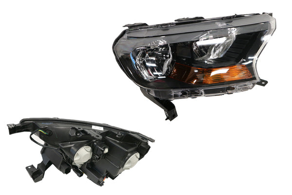 Ford Ranger PX2 2015-Onwards Headlight Right Hand Side