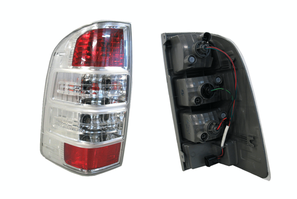 Ford Ranger PK 2009-2011 Tail Light Left Hand - All AutomotiveParts