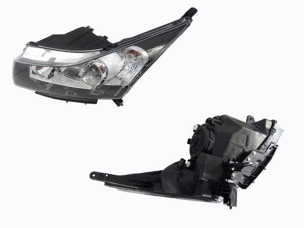 Holden Cruze JG 2009-2011 Headlight Left Hand