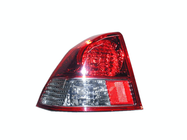 Honda Civic ES 2003-2006 Tail Light Outer Left Hand Side