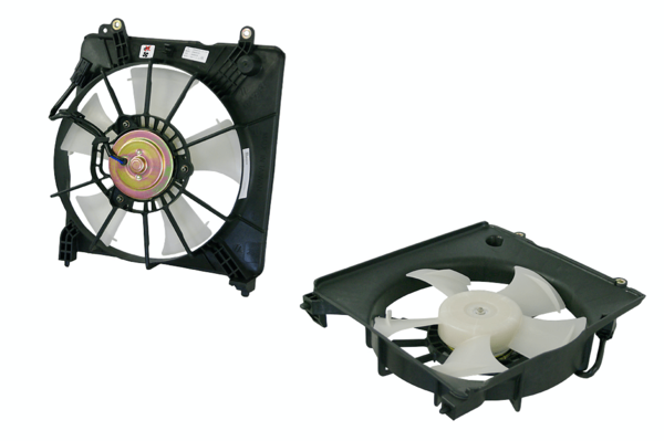 Honda Jazz GE 2008-2014 A/C Radiator Fan