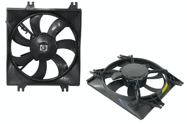 Hyundai Accent LC 2000-2006 Air Condensor Fan - All AutomotiveParts