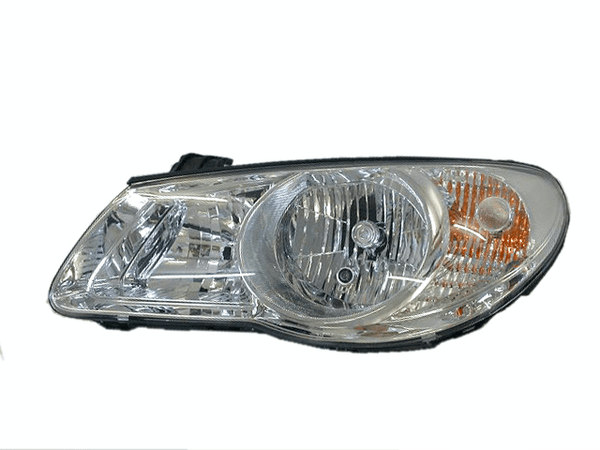 Hyundai Elantra HD 2006-2011 Headlight Left Hand - All AutomotiveParts