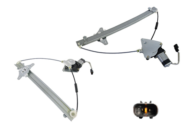 Hyundai Getz TB 2002-2011 Window Regulator Right Hand Front 3 Door - All AutomotiveParts
