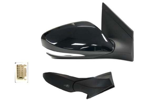 Hyundai i30 GD 2012-2017 Door Mirror Right Hand Electric