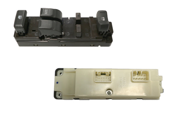 Isuzu D-MAX TRF 2008-2012 Master Window Switch Front Right Hand