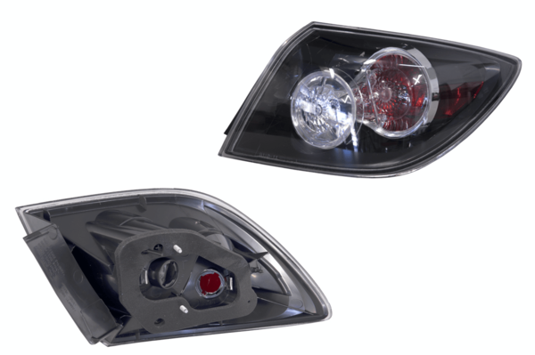 Mazda 3 BK 2004-2008 Tail Light Outer Right Hand Hatchback - All AutomotiveParts