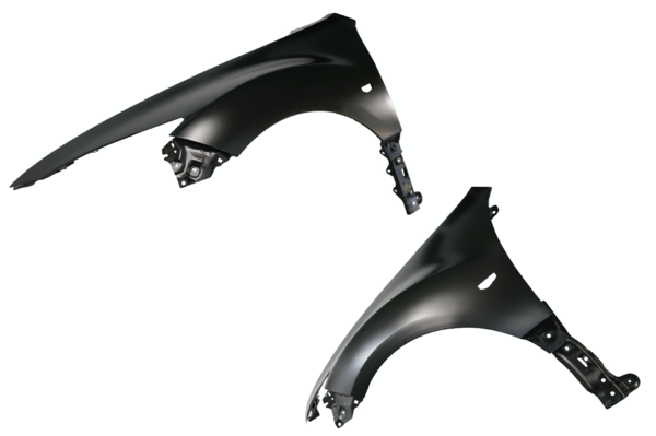 Mazda 6 GH 2007-2012 Front Guard Left Hand - All AutomotiveParts