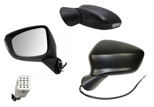 Mazda CX-5 KE 2012-2014 Door Mirror Left Hand Electric - All AutomotiveParts