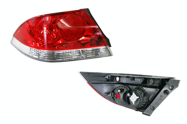 Mitsubishi Lancer CJ 2003- 2007 Tail Light Left Hand Side - All AutomotiveParts