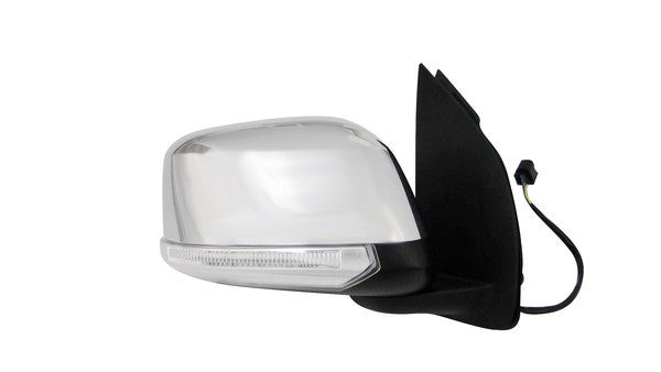 Nissan Navara D40 2010-2013 Door Mirror Right Hand Chrome