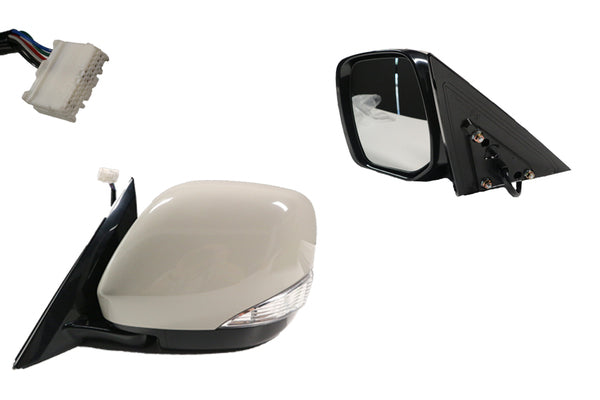 Nissan Patrol 2013- Onwards Y62 Door Mirror Left Hand