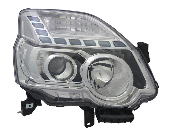 Nissan XTrail T31 2010 - Onwards Headlight Left Hand Side