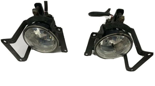 Hyundai Tucson 2004-2010 Fog Lights - All AutomotiveParts