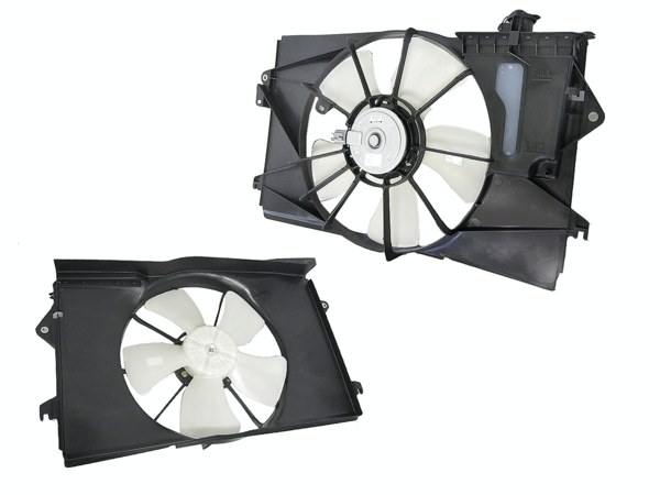 Toyota Corolla ZZE122 2001-2007 Radiator Fan - All AutomotiveParts