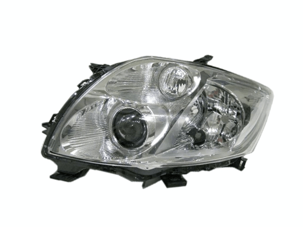 Toyota Corolla ZZRE152 2007-2009 Headlight Left Hand Hatchback - All AutomotiveParts