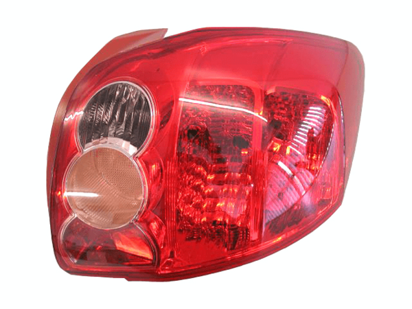 Toyota Corolla ZRE152 2007-2009 Tail Light Right Hand Hatchback - All AutomotiveParts