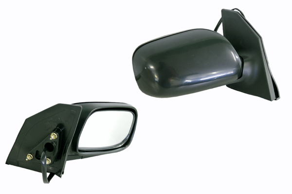 Toyota Corolla ZZE122 2001-2004 Door Mirror Right Hand Electric - All AutomotiveParts