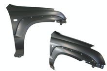 Toyota Prado J120 2003-2009 Front Guard Right Hand Side