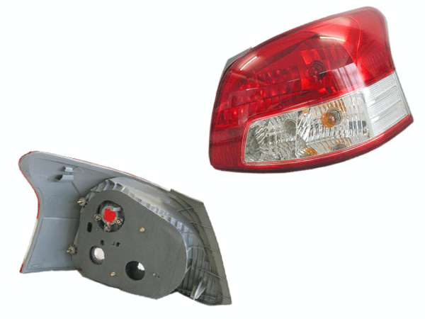 Toyota Yaris NCP93 2006- 2016 Tail Light Right Hand - All AutomotiveParts