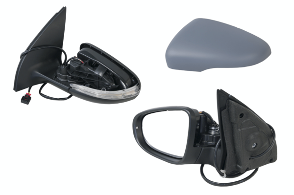 Volkswagen Golf MK6 2008-2013 Door Mirror Left Hand Side