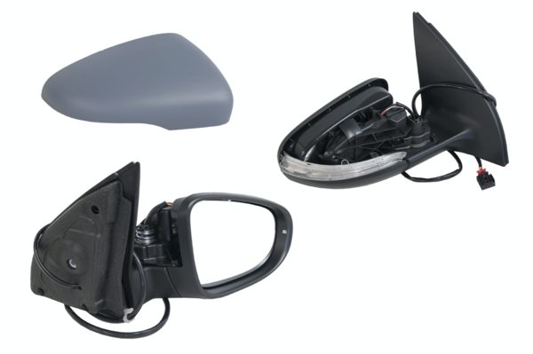 Volkswagen Golf MK6 2008-2013 Door Mirror Right Hand Side