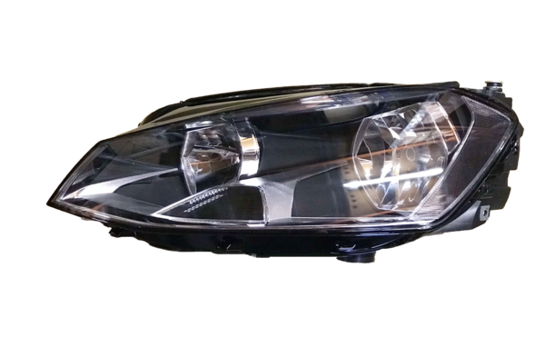 Volkswagen Golf MK7 2013- 2017 Headlight Left Hand Side