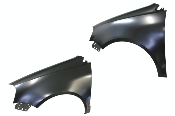 Volkswagen Polo 9N 2005-2010 Front Guard Left Hand Side