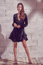 Load image into Gallery viewer, The Kristi dress- black