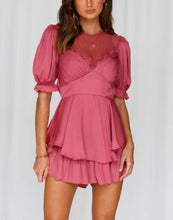 Load image into Gallery viewer, The Paris romper-rose