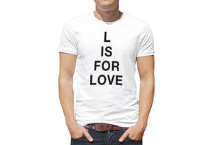 'L is for Love' T-Shirt