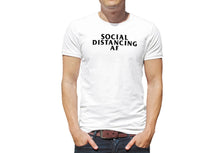 Load image into Gallery viewer, 'Social Distancing AF' T-Shirt