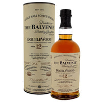 Balvenie 12 Year Old Double Wood 70cl