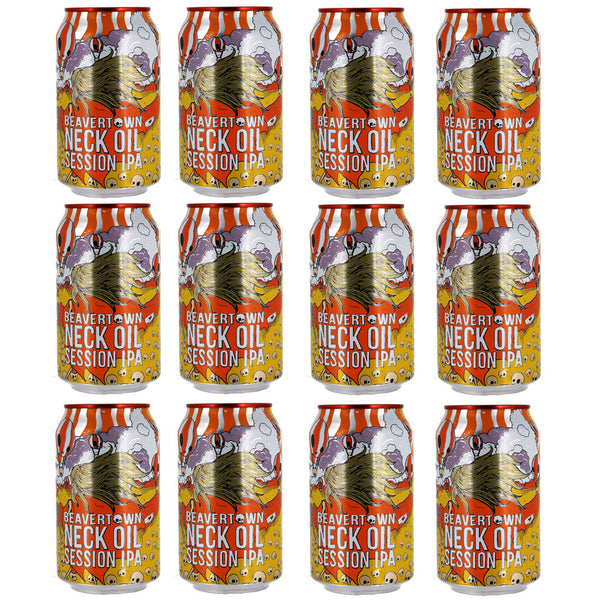 Beavertown Neck Oil IPA 330ml 12 pack