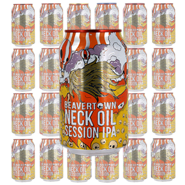 Beavertown Neck Oil 24x330ml