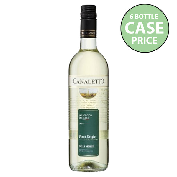 Canaletto Pinot Grigio Case 6x75cl