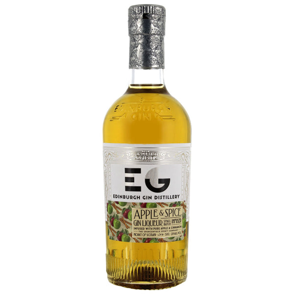 Edinburgh Apple and Spice Gin Liqueur 50cl
