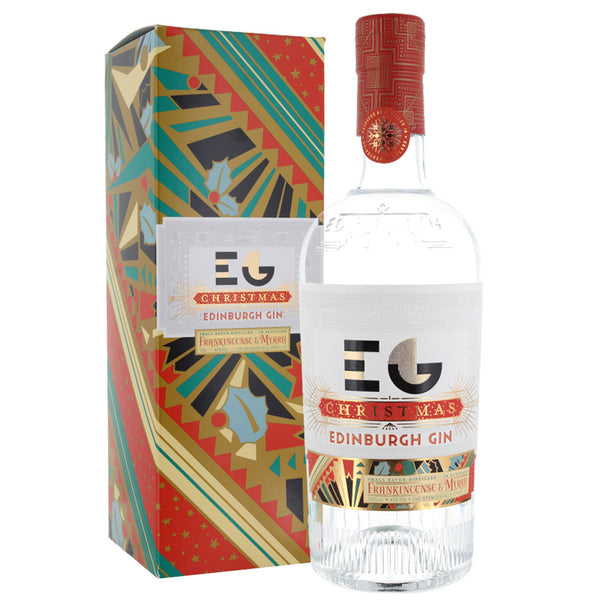 Edinburgh Christmas Gin 70cl Limited Edition