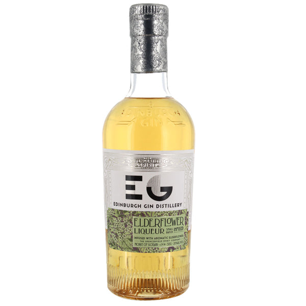Edinburgh Elderflower Gin Liqueur 50cl